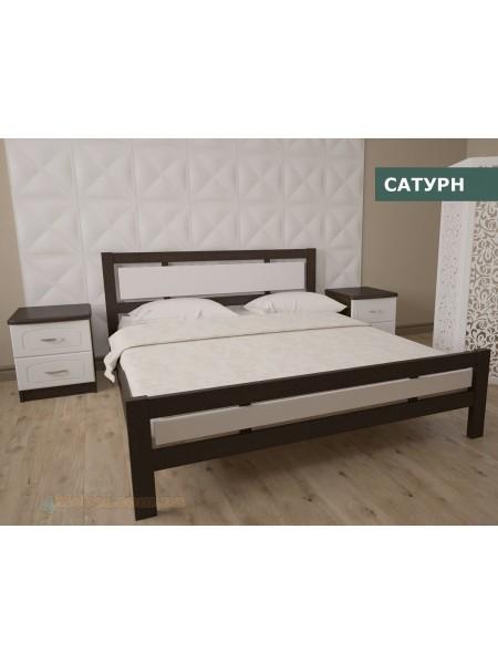 Деревянная кровать Сатурн