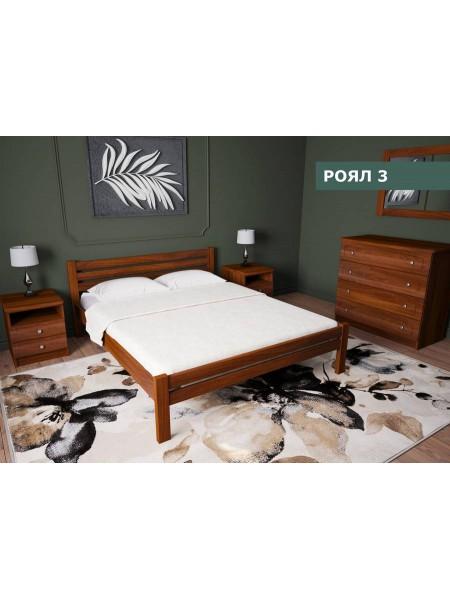 Деревянная кровать Роял 3