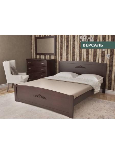 Деревянная кровать Версаль