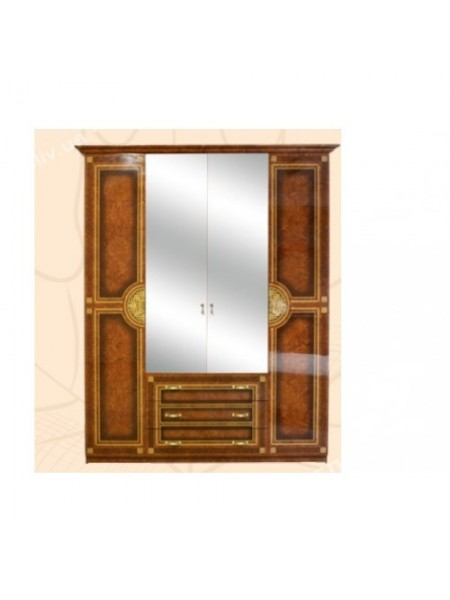 Шкаф 4Д Диана