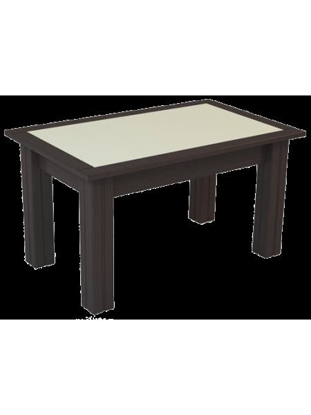 Стол журнальный со стеклом Альфа