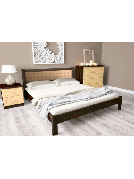 Деревянная кровать Меркурий-2