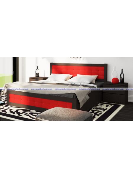 Деревянная кровать Карпаты-3 с подъемным механизмом