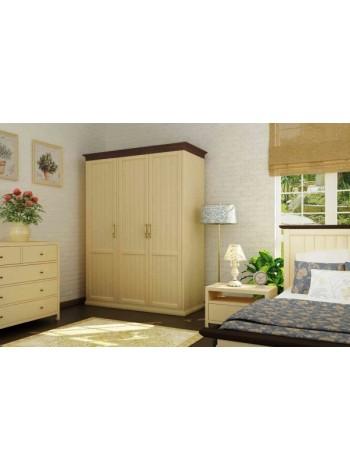 Шкаф деревянный Мебигранд