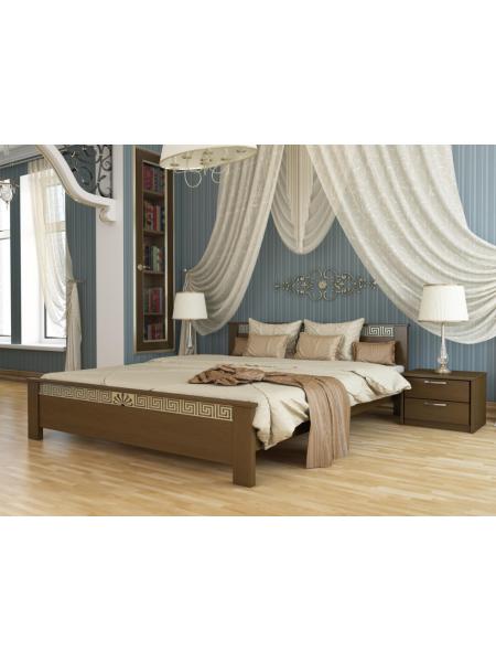 """Кровать деревянная """" Афина"""" (ЩИТ/МАССИВ)"""