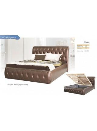 Кровать двуспальная Лагуна