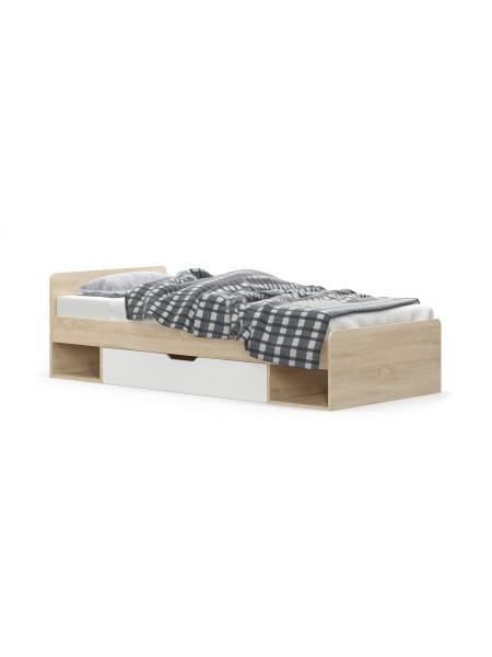 Кровать односпальная 90 Типс