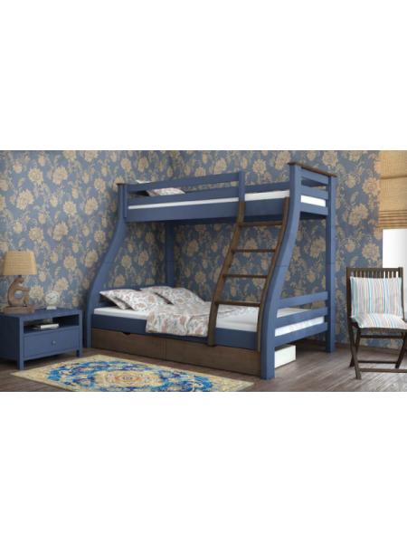 "Кровать двухъярусная "" Аляска """