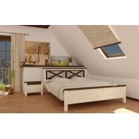 """Кровать деревяная """" Прованс """""""