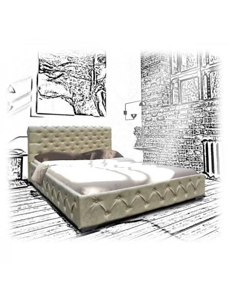Кровать двуспальная Алиция