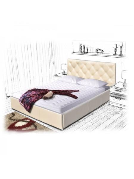 Кровать двуспальная Марта 140*200