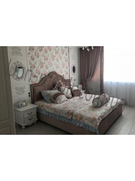 """Кровать двухспальная с подъемным механизмом """" Квинс """""""