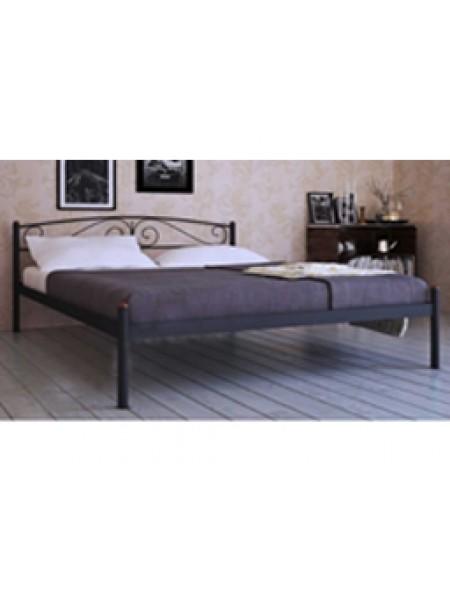 Металлическая двуспальная  кровать Верона
