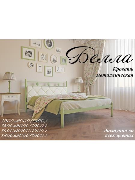 """Металлическая кровать """"Белла"""""""