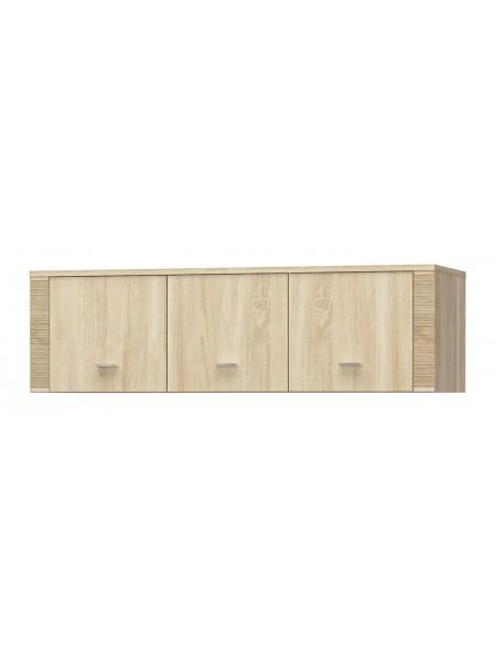 Надставка шкафа 3Д+3Ш Гресс