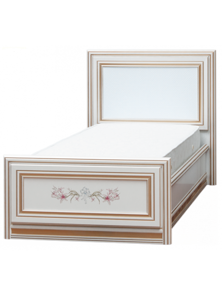 Кровать односпальная Сорренто
