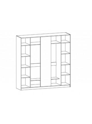 Шкаф 5Д Барокко