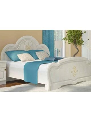 Кровать двуспальная (1,6) Каролина