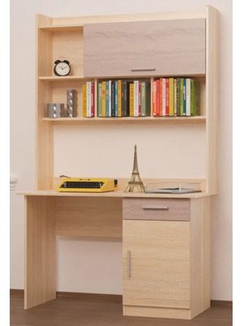 Стол письменный Школьник-3 + надстройка