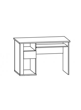 Стол 1Д+1Ш Гресс