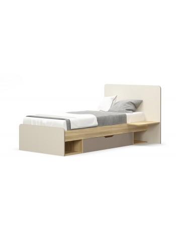 Кровать односпальная 90 Лами