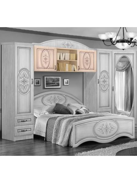 Антресоль над кроватью Василиса 1400