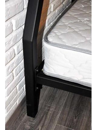 "Метал.двухъярусная кровать ""Тея"" 3-хспальная (трехспальная)"