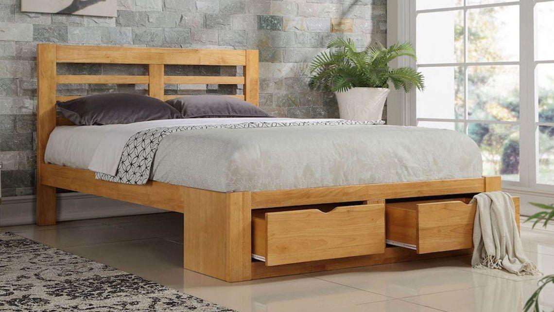 Купить кровать готовую с матрасом в Днепре